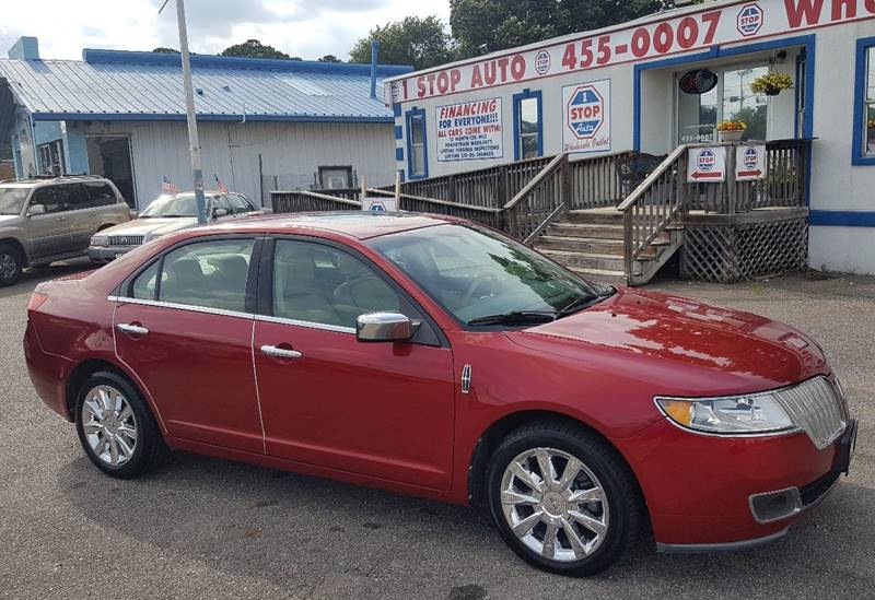 2010 Lincoln MKZ In NORFOLK VA - 1 Stop Auto Wholesale Outlet