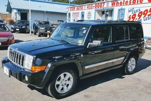 2008 Jeep Commander for sale in Norfolk, VA