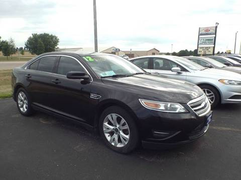 2012 Ford Taurus for sale in Canton, SD
