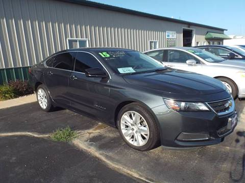 2015 Chevrolet Impala for sale in Canton, SD