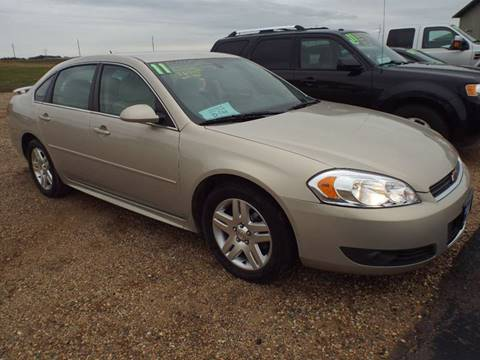 2011 Chevrolet Impala for sale in Canton, SD