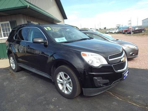 2013 Chevrolet Equinox for sale in Canton, SD