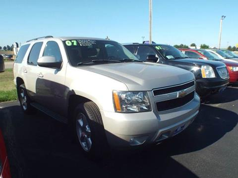 2007 Chevrolet Tahoe for sale in Canton, SD