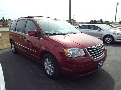 2010 Chrysler Town and Country for sale in Canton, SD