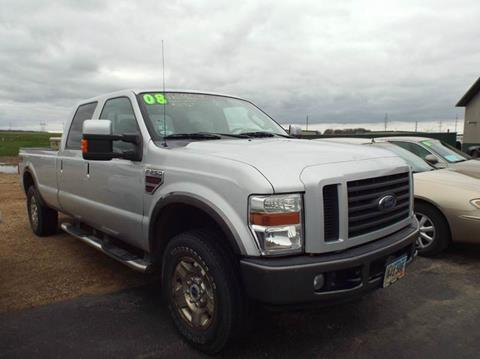 2008 Ford F-250 Super Duty for sale at G & K Supreme in Canton SD