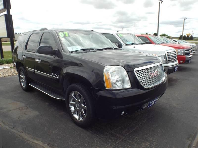 2007 GMC Yukon for sale at G & K Supreme in Canton SD