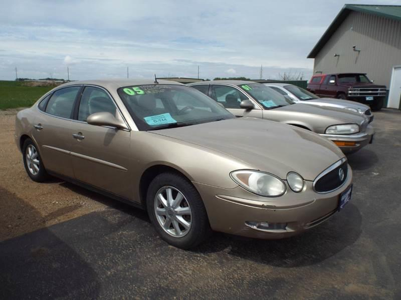 2005 Buick LaCrosse for sale at G & K Supreme in Canton SD