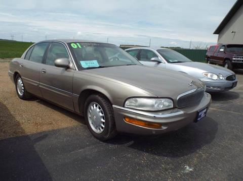 2001 Buick Park Avenue for sale at G & K Supreme in Canton SD