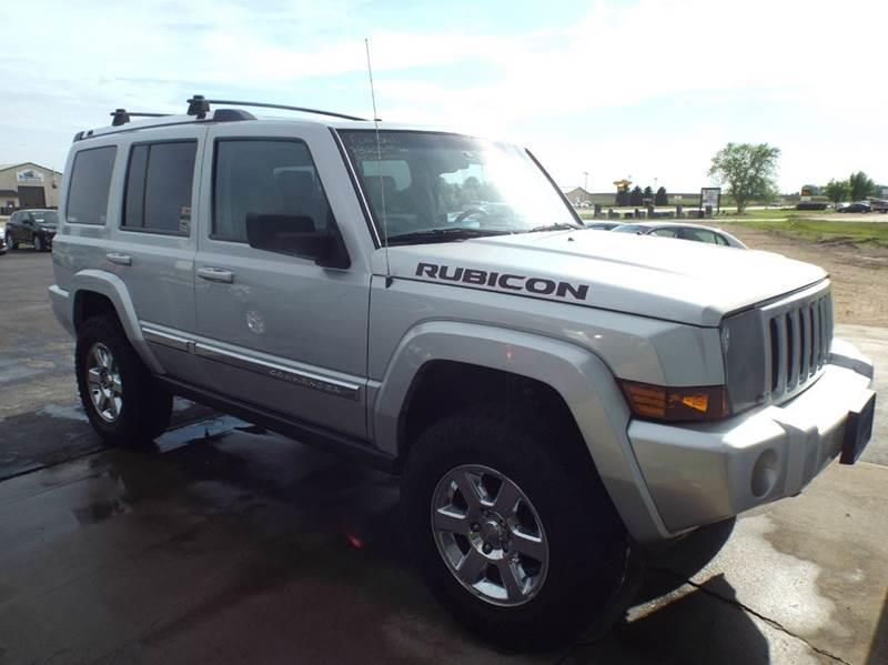 2007 Jeep Commander for sale at G & K Supreme in Canton SD