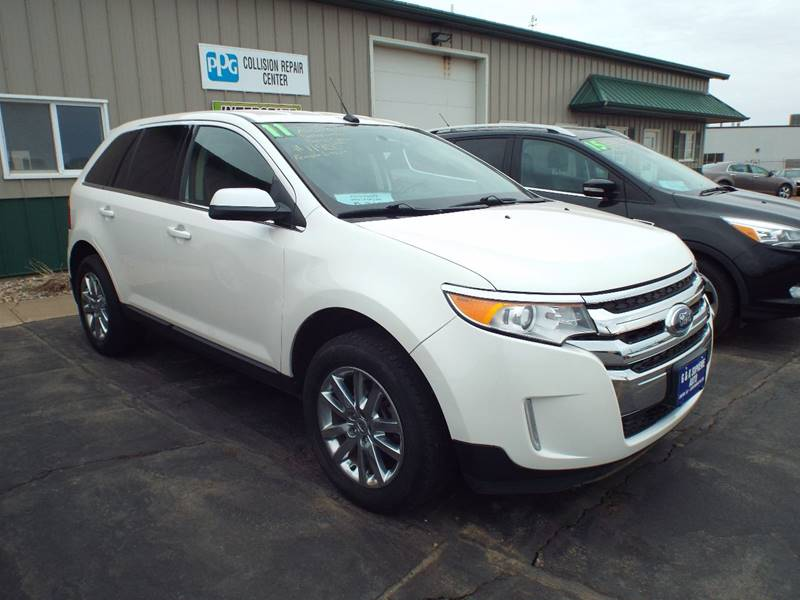 Ford Edge For Sale At G K Supreme In Canton Sd