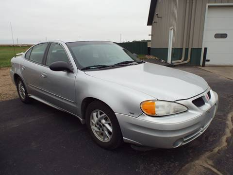 2004 Pontiac Grand Am for sale in Canton, SD