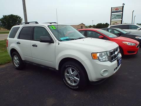 2012 Ford Escape For Sale >> 2012 Ford Escape For Sale In Canton Sd