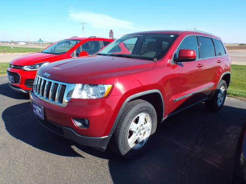 2012 Jeep Grand Cherokee for sale at G & K Supreme in Canton SD