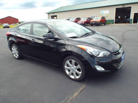 2012 Hyundai Elantra for sale at G & K Supreme in Canton SD