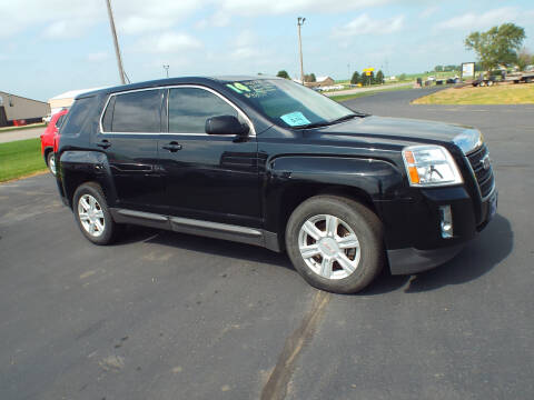 2014 GMC Terrain for sale at G & K Supreme in Canton SD