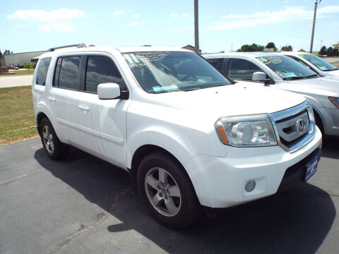 2011 Honda Pilot for sale at G & K Supreme in Canton SD