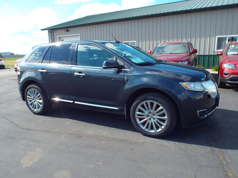 2013 Lincoln MKX for sale at G & K Supreme in Canton SD