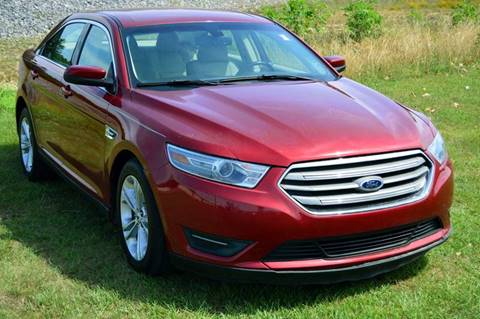 2013 Ford Taurus for sale in Meridian, MS