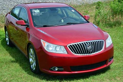 2013 Buick LaCrosse for sale in Meridian, MS