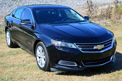 2017 Chevrolet Impala for sale in Meridian, MS