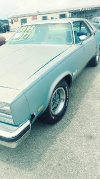 1977 Oldsmobile Cutlass Salon