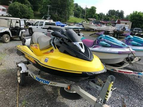 2004 Sea-Doo GTX Supercharged for sale at Bristol Boat Doctors in Bristol TN