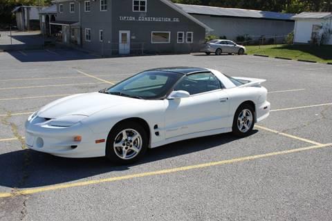 1998 Pontiac Firebird for sale in Bristol, TN