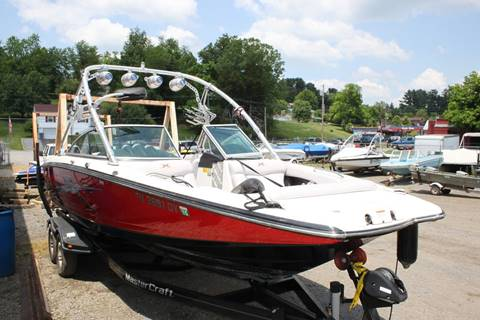 2007 MasterCraft X45 for sale in Bristol, TN