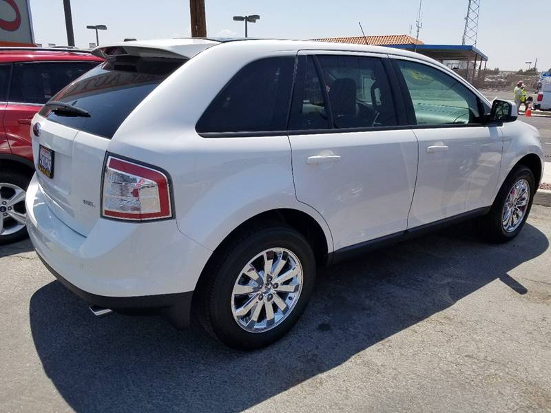2010 Ford Edge SEL 4dr Crossover - Victorville CA
