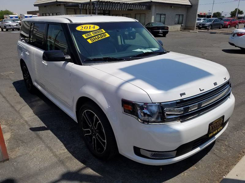 2014 Ford Flex SEL 4dr Crossover - Victorville CA