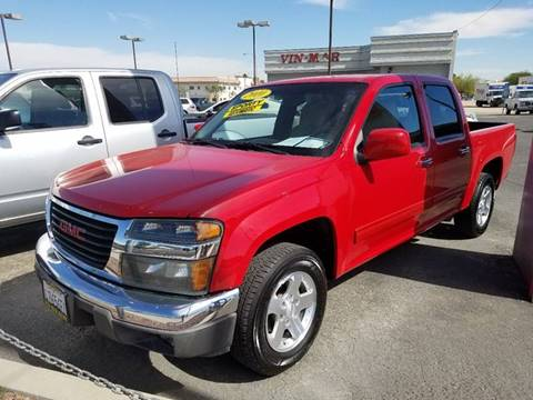 2010 GMC Canyon for sale in Victorville, CA