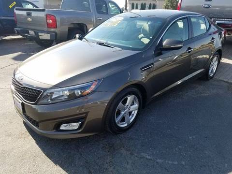 2014 Kia Optima for sale in Victorville, CA