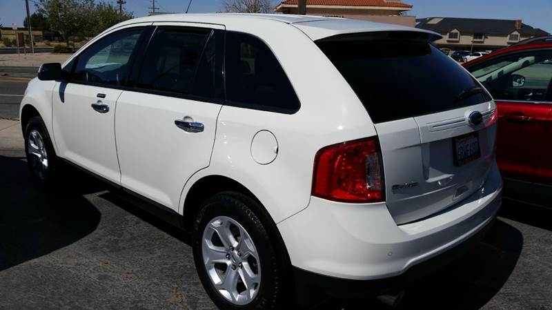 2011 Ford Edge SEL 4dr SUV - Victorville CA