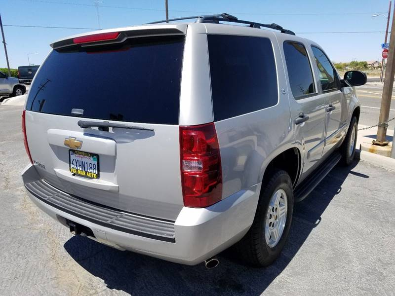 2008 Chevrolet Tahoe 4x2 LS 4dr SUV - Victorville CA
