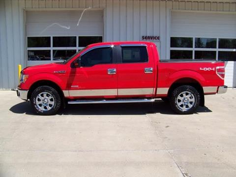 2013 Ford F-150 for sale in Vermillion, SD