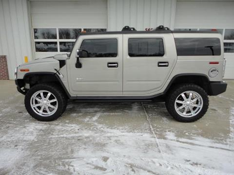 2005 HUMMER H2 for sale in Vermillion, SD