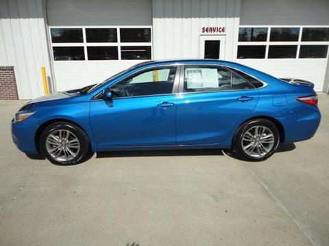 2017 Toyota Camry for sale in Vermillion, SD