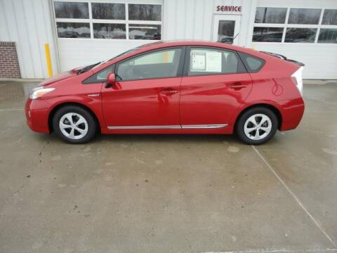 2015 Toyota Prius for sale at Quality Motors Inc in Vermillion SD