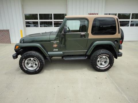 1997 Jeep Wrangler for sale in Vermillion, SD