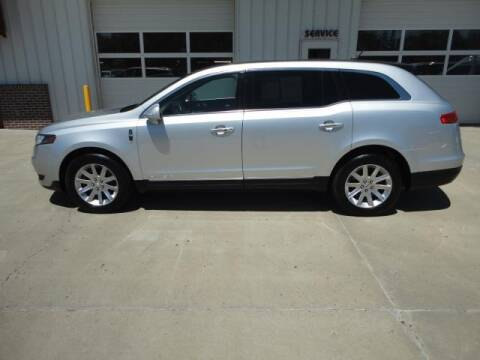 2013 Lincoln MKT Town Car for sale at Quality Motors Inc in Vermillion SD