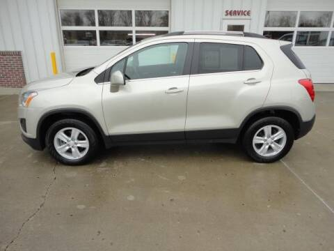 2016 Chevrolet Trax for sale at Quality Motors Inc in Vermillion SD