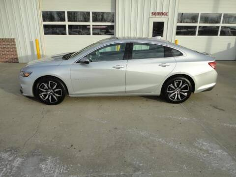 2018 Chevrolet Malibu for sale at Quality Motors Inc in Vermillion SD