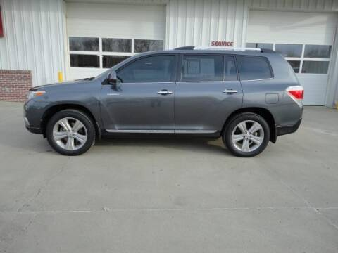 2013 Toyota Highlander for sale at Quality Motors Inc in Vermillion SD