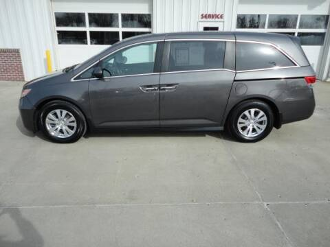 2015 Honda Odyssey for sale at Quality Motors Inc in Vermillion SD