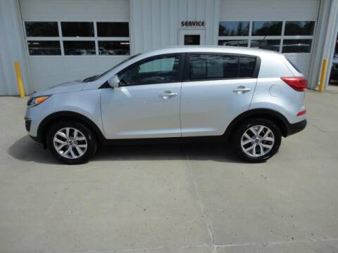 2016 Kia Sportage for sale at Quality Motors Inc in Vermillion SD
