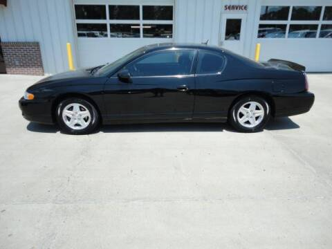 2005 Chevrolet Monte Carlo for sale at Quality Motors Inc in Vermillion SD