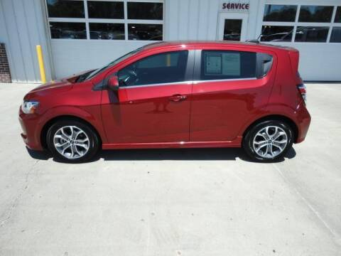 2018 Chevrolet Sonic for sale at Quality Motors Inc in Vermillion SD