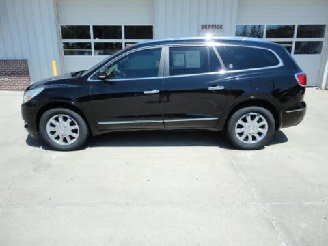 2017 Buick Enclave for sale at Quality Motors Inc in Vermillion SD