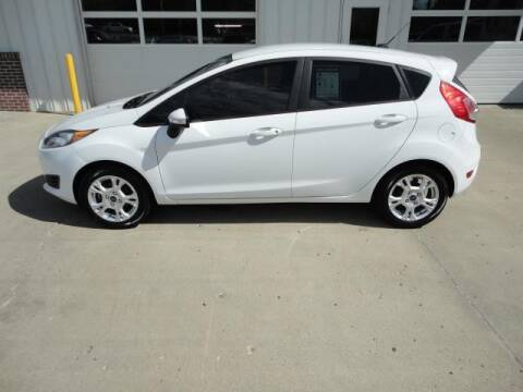 2015 Ford Fiesta for sale at Quality Motors Inc in Vermillion SD
