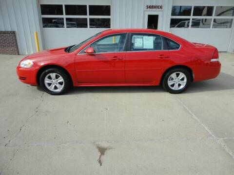 2013 Chevrolet Impala for sale at Quality Motors Inc in Vermillion SD
